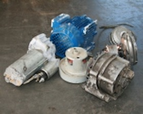 Sell my scrap Copper Electric Motors