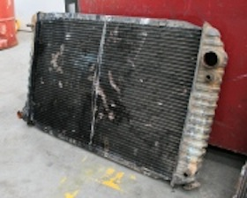 Sell my scrap Irony/Brass/Copper Radiators
