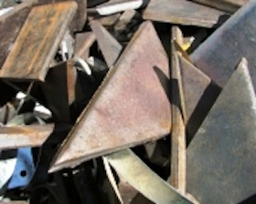 Sell my scrap Steel Insize